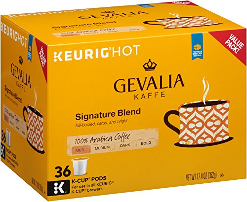 Gevalia Signature Blend K-Cup Pods, 12.4 Ounce