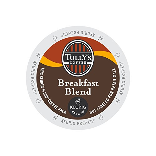 Tully's Coffee, K-Cup packs