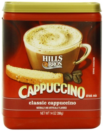 Hills Bros Coffee & Cappuccino