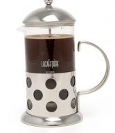 La Cafetiere Santos 8-Cup Coffee Press (Chrome)