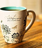 Pavilion Mark My Words Aunt Mug, 20-Ounce, 4-3/4-Inch