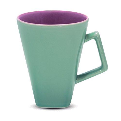 Oxford Daily Quartier Mugs, Multicolored, Set of 6