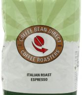 Coffee Bean Direct Espresso Whole Bean Coffee, 5 Pound