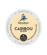Caribou Coffee, Keurig K-Cups, 72 Count