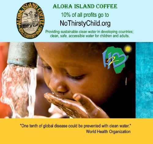 Aloha Island Coffee Medium Roast 100% Pure Kona Coffee Pods, 12 Pods