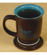 Prayer Changes Everything Coaster Mug