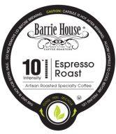 Barrie House Espresso Roast Single Cup Capsule