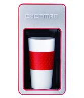 Chefman RJ14-M-S-R Single Serve Coffee Maker, Red